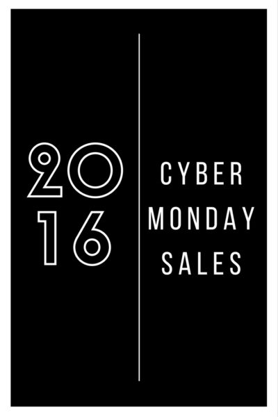 Cyber Monday Sales, Deals, and Steals