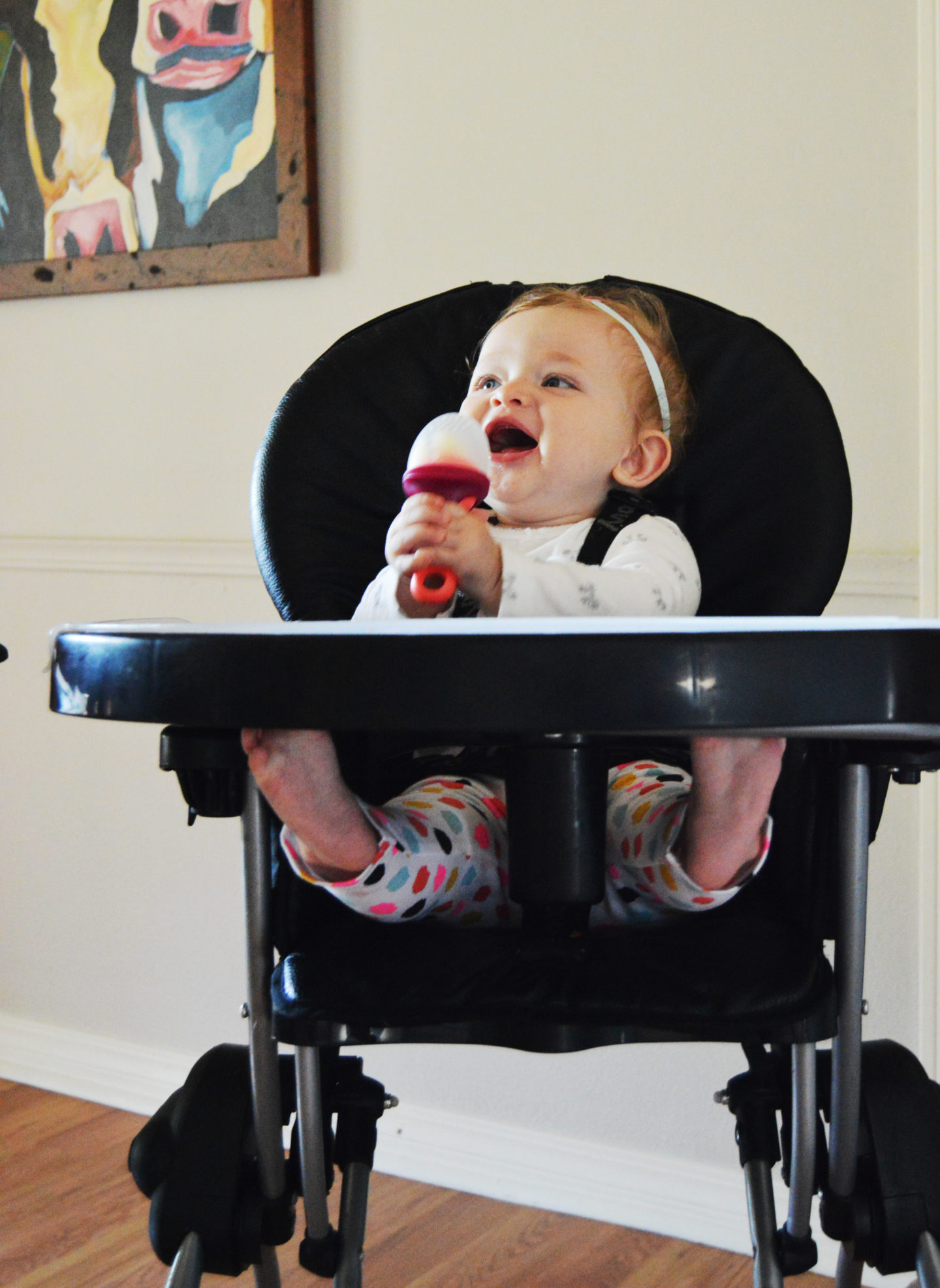 Introducing baby to solids: Baby-led weaning and Boon PULP