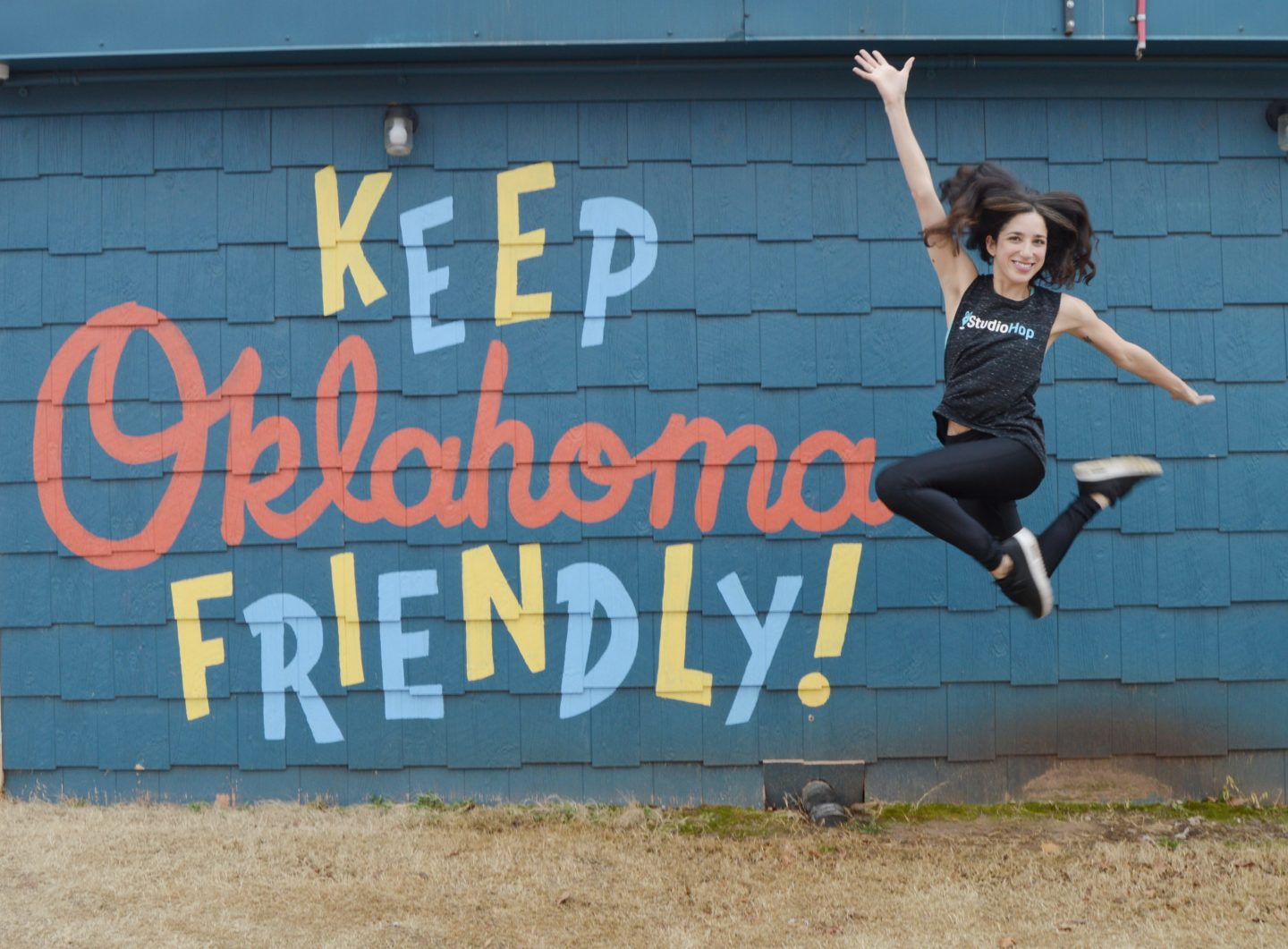 Visit all of your favorite OKC studios with StudioHop Fitness
