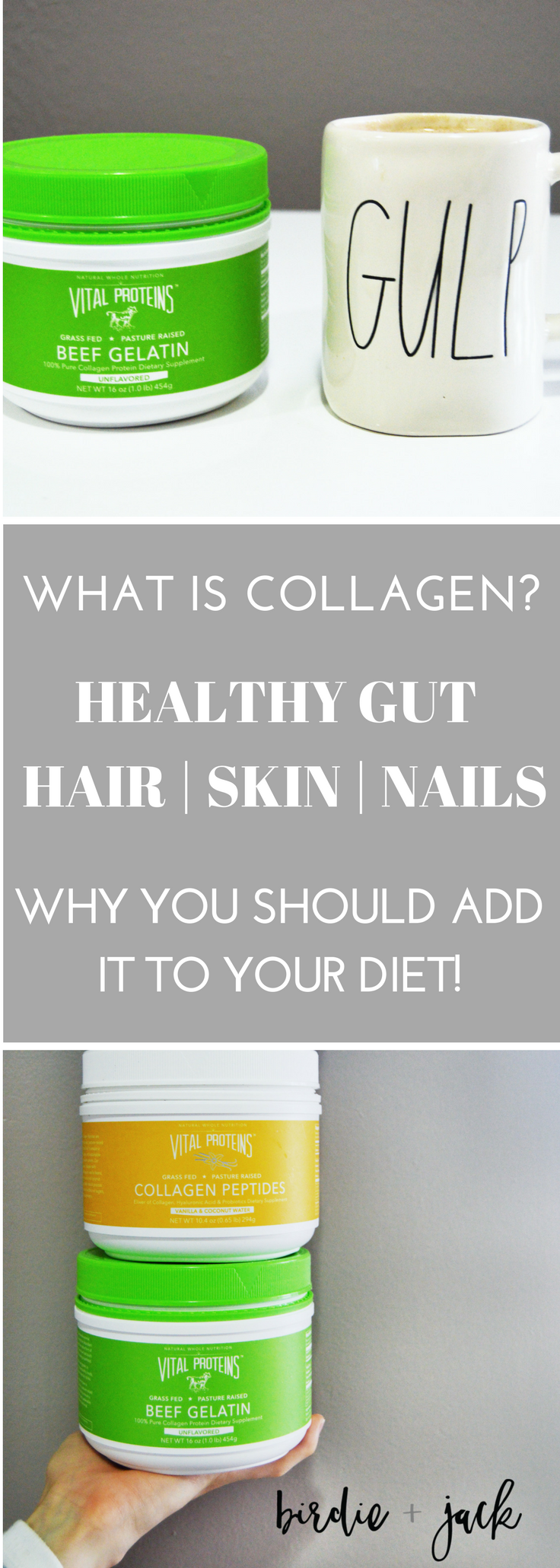 What is Collagen? Why you should add it to your diet and how it can boost your health.