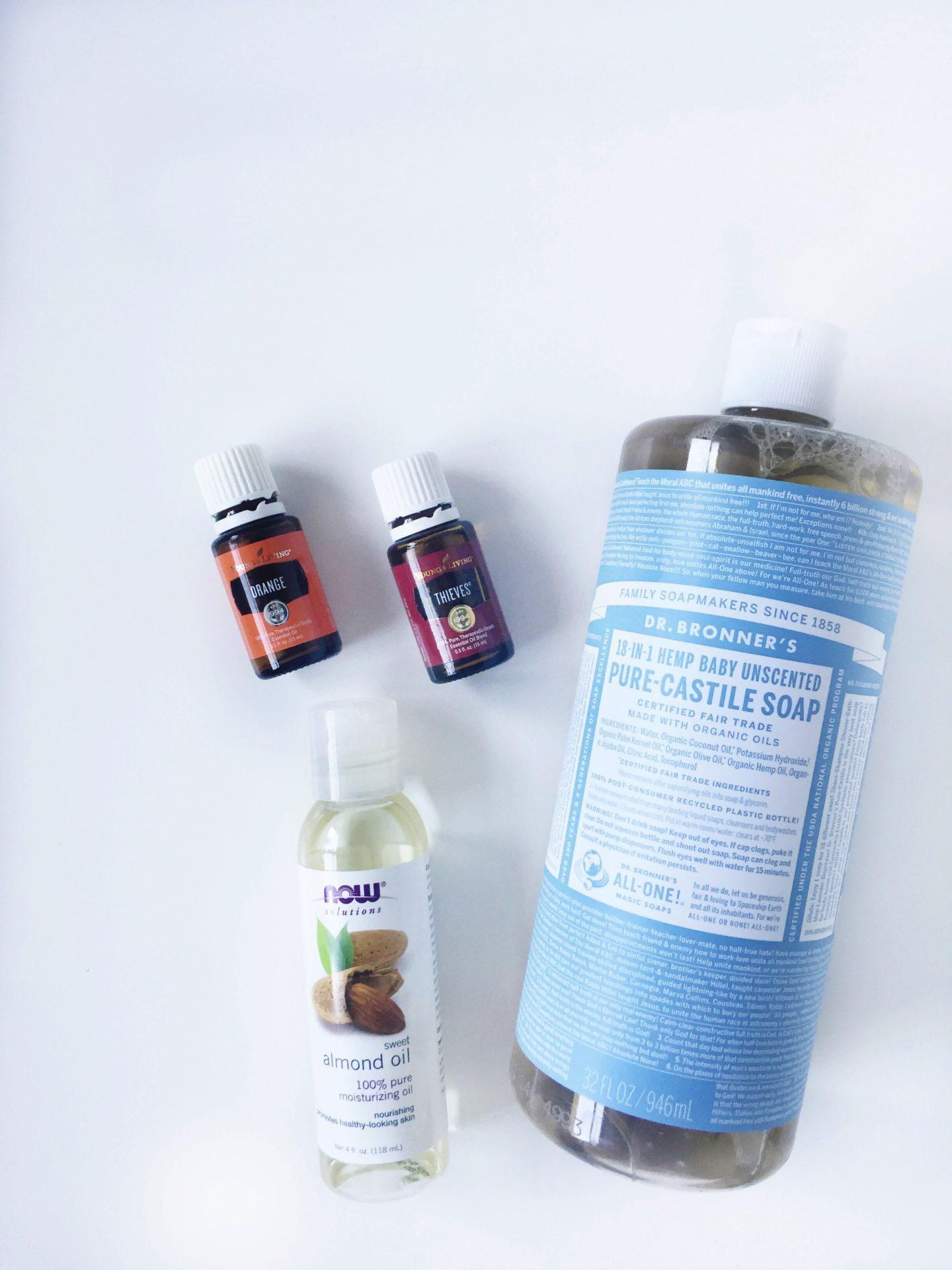 Easy Homemade Hand Soap
