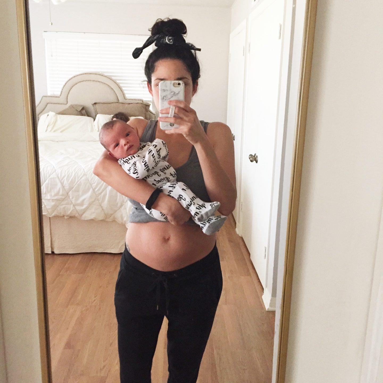 Postpartum update // week 1